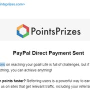 PointsPrizes - Earn Free PayPal Money Legally!
